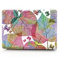 economico -MacBook Custodia Fiore decorativo Plastica / ABS per MacBook Air 13 pollici