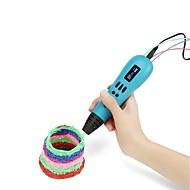 cheap -DEWANG D11 3D Printing Pen 10 mm Portable / New Design / Cool