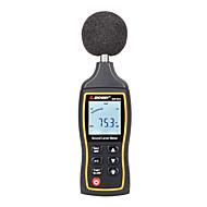 billige -sndway lcd digital lyd støjniveau meter nøjagtighed digital lyd niveau meter baggrundsbelysning støj tester sw-523