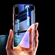 Etui Til Huawei Huawei Mate 20 Pro / Huawei Mate 20 Transparent Bagcover Ensfarvet Hårdt TPU for Huawei P20 / Huawei P20 Pro / P10 Plus