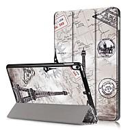 halpa -Etui Käyttötarkoitus Apple iPad New Air (2019) / iPad mini 5 Iskunkestävä / Tuella / Ultraohut Suojakuori Scenery Kova PU-nahka varten iPad Mini 5 / iPad New Air (2019) / iPad Mini 4 / iPad Pro 10.5