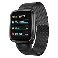 levne -Indear K02 Inteligentní hodinky Android iOS Bluetooth Smart Sportovní Voděodolné Monitor pulsu Měření krevního tlaku EKG + PPG Krokoměr Záznamník hovorů Sledování aktivity Měřič spánku