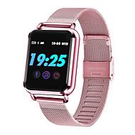 お買い得  -BoZhuo Q3S 女性 スマートブレスレット Android iOS ブルートゥース 防水 心拍計 血圧測定 消費カロリー 情報 歩数計 着信通知 睡眠サイクル計測器 座りがちなリマインダー 目覚まし時計