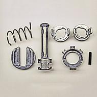 billige -dørlås cylinder tønde - reparationssæt til bmw e46 3 serie 323 325 328 330 m3