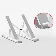 رخيصةأون -LITBest 1808A حامل حامل الكمبيوتر المحمول Aluminum Alloy محمول قابل للطي زاوية قابلة للتعديل ارتفاع قابل للتعديل معجب