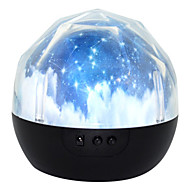 billige -1set Globe Natlys AAA Batterier Powered / Usb Farveskiftende <5 V