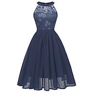 cheap -Women's A Line Dress Gray Wine Lavender L XL XXL