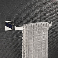 cheap -Towel Bar New Design / Self-adhesive / Creative Contemporary / Modern Stainless Steel / Stainless steel / Metal 1pc - Bathroom towel ring Wall Mounted