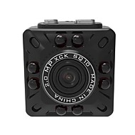 cheap -SQ10 HD 1080P Mini Camera Effective Pixels IP Camera IR Night Version Out Door Sport Mini DV