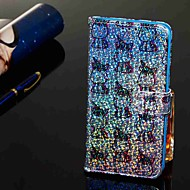 זול -מגן עבור Samsung Galaxy Galaxy M20(2019) / Galaxy M30(2019) ארנק / מחזיק כרטיסים / עם מעמד כיסוי מלא חיה קשיח עור PU ל Galaxy M10 (2019) / Galaxy M20(2019) / Galaxy M30(2019)