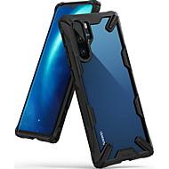 billige -Etui Til Huawei Huawei P30 Pro Stødsikker Bagcover Ensfarvet Hårdt PC for Huawei P30 Pro