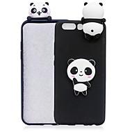 povoljno -CISIC Θήκη Za Apple iPhone X / iPhone 8 / iPhone 8 Plus Otporno na trešnju / Protiv prašine / Vodootpornost Stražnja maska Životinja / Crtani film / Panda Mekano silika gel za iPhone XR / iPhone XS