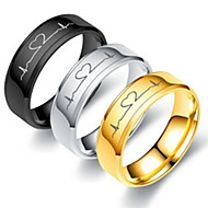 cheap Couple Rings-Couple's Couple Rings / Ring 1pc Gold /
