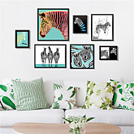 cheap -Decorative Wall Stickers - Plane Wall Stickers Animals / Characters Bedroom / Indoor