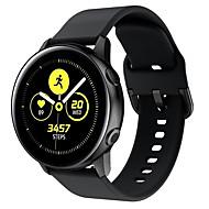 povoljno -Pogledajte Band za Gear S2 Classic / Samsung Galaxy Watch Active Samsung Klasična kopča Silikon Traka za ruku