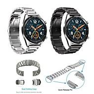 povoljno -Pogledajte Band za Huawei Watch GT Huawei Klasična kopča Nehrđajući čelik Traka za ruku