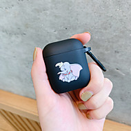 ieftine -Maska Pentru AirPods Anti Șoc / Anti Praf / Cool Cască pentru căști Moale