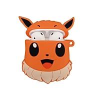 ieftine -Maska Pentru AirPods Draguț / Anti Praf Cască pentru căști Moale