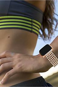 tanie -Watch Band na Fitbit Versa Fitbit Nowoczesna klamra Stal nierdzewna Opaska na nadgarstek