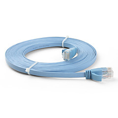 billige Ethernet-kabler-Cat6 1.35mm superslanke LAN-kabel (5 meter)