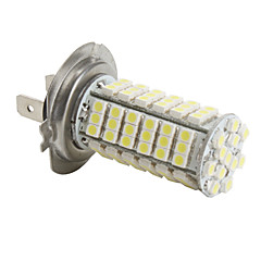 Lâmpada LED Branca para Automotivo H7 3528 SMD 102 (DC 12V)