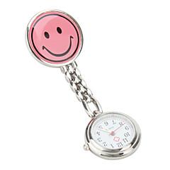 preiswerte Damenuhren-Damen Armbanduhr Quartz Armbanduhren für den Alltag Legierung Band Analog Süßigkeit Modisch Silber - Grün Blau Rosa Ein Jahr Batterielebensdauer