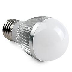 voordelige LED-lampen-300lm E26 / E27 LED-bollampen A50 15 LED-kralen SMD 5630 Warm wit 220-240V