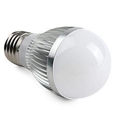 abordables Ampoules LED-300lm E26 / E27 Ampoules Globe LED A50 15 Perles LED SMD 5630 Blanc Chaud 220-240V