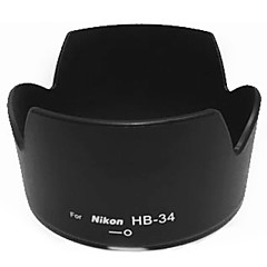 HB-34 Lens Hood for Nikon AF-S DX 55-200mm F4-5.6G ED HB34