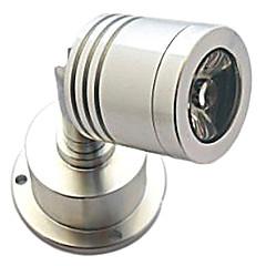 voordelige Binnenverlichting-ZDM® 1pc 3W 100-130lm LED-spotlampen 1 LED-kralen Krachtige LED Decoratief Warm wit 85-265V