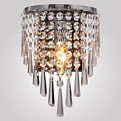 billige Innendørsbelysning-SL® Moderne / Nutidig Metall Vegglampe 110V / 110-120V / 220-240V 40W