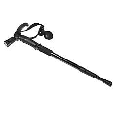 4-osainen t style vaellus stick (musta)