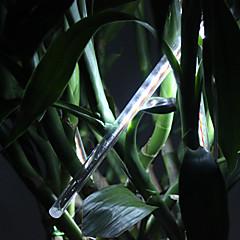 お買い得  LED ストリングライト-クリスマスパーティーのための50センチメートルフェスティバルデコレーション白色LED流星雨ライト(8パック、110-220V)