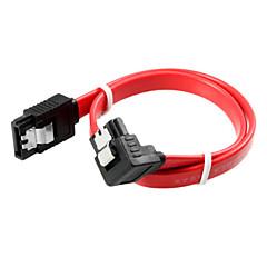 preiswerte Kabel & Adapter-90 Grad Port SATA-Kabel (0,5 m)