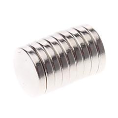 abordables Toys-10 pcs 12*2mm Juguetes Magnéticos Bloques de Construcción Puzzle Cube Imán de Neodimio Magnético Magnética Chico Chica Juguet Regalo