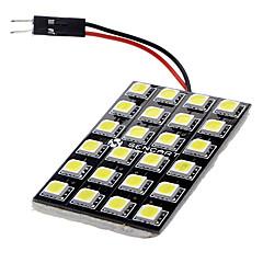 T10 BA9S Festoon 車載 ホワイト 12W SMD LED 6000-6500 読書灯 ライセンスプレートライト 標灯