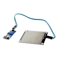 voordelige Sensoren-blad regen regendruppels regenwater module (voor Arduino) sensormodule gevoeligheid sensormodule
