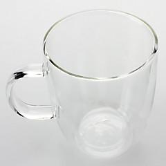 Çift Cidarlı Şarap Bira Bardağı