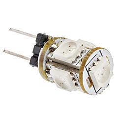 1W G4 LED a pannocchia 5 SMD 5050 80-120 lm Rosso K DC 12 V
