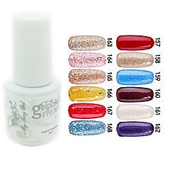 voordelige Fruitige nagelkunst-yemannvyou®sequins uv kleur gel nagellak no.157-168 (5 ml, diverse kleuren)