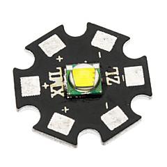 LED izzók LED lm 3 Mód Cree XM-L2 Kempingezés/Túrázás/Barlangászat Fekete