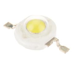 voordelige Krachtige LED's-1w high power 100-110lm 6000-6500k koel wit licht ledemitter (3.2-3.5v)