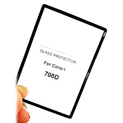 fotga® premium LCD-scherm panel protector glas voor Canon EOS 700D