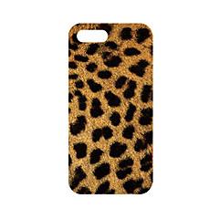Назначение Кейс для iPhone 5 Чехлы панели Ультратонкий Задняя крышка Кейс для Леопардовый принт Твердый PC для iPhone SE/5s iPhone 5