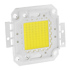 DIY 70W 5550-5600LM 2100mA 6000-6500K Cool White Light Integrated LED-module (30-36V)