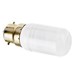 halpa LED-lamput-SENCART 120-140 lm B22 LED-kohdevalaisimet 15 ledit SMD 5730 Lämmin valkoinen AC 220-240V