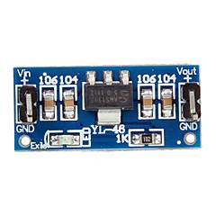 5V AMS1117-5.0V 전원 공급 장치 모듈 AMS1117 새로운 6.0V - 12V