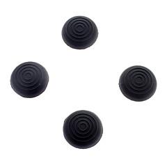 abordables Fundas PS4-Game Controller Thumb Stick Grips Para PS4 ,  Game Controller Thumb Stick Grips Silicona 4 pcs unidad