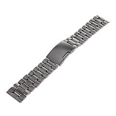 お買い得  腕時計用アクセサリー-腕時計バンド ステンレス鋼 腕時計用アクセサリー 0.076 高品質