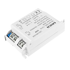 30w 2.5a input ac100-240v / output dc12v led driver di alta qualità